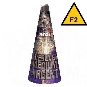 Volcan Médium Argent