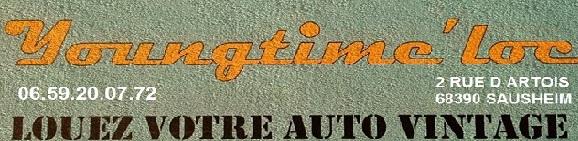 Youngtime-loc location de voiture vintage
