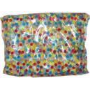 Confettis multicolores 100g.