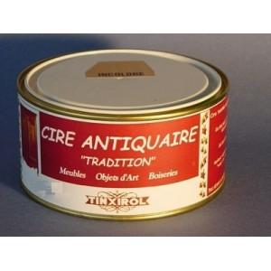 Cire antiquaire tradition Incolore